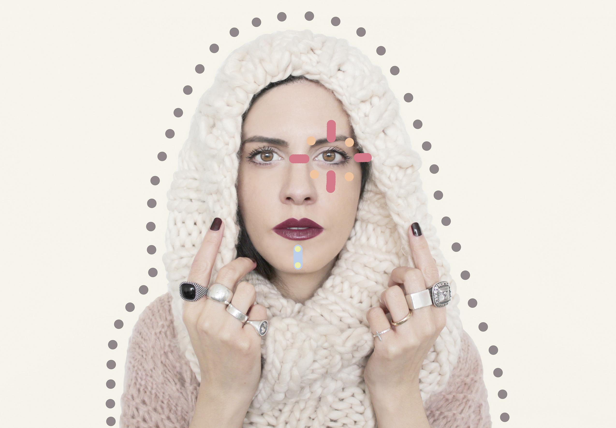 Le geometrie di Elena Salmistraro per cc-tapis