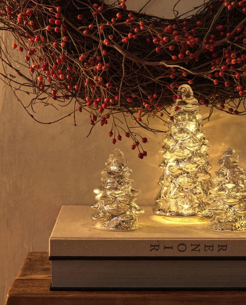 6 decorazioni natalizie di Zara Home